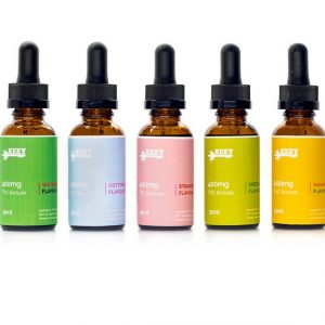 THC Keey flavored Tinctures ZA 400mg